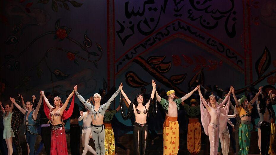 «Тысяча и одна ночь» в танце: как воронежская балетная постановка прожила 35 лет на сцене