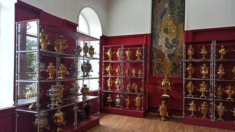 Выставка «Витязи русского стола» откроется в Доме губернатора в Воронеже