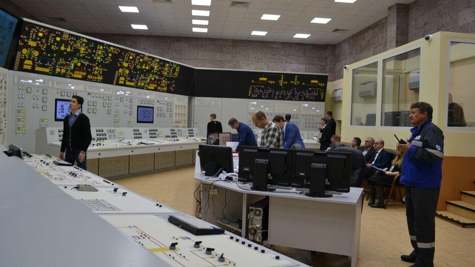 Нововоронежская АЭС: оперативный персонал отработал практические навыки взаимодействия в ходе плановой тренировки