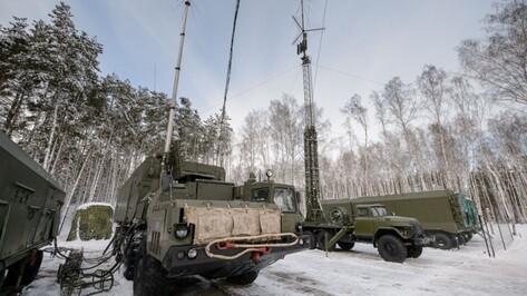 Воронежский губернатор посетил 108-й зенитно-ракетный полк