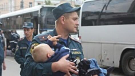 124 жителя Украины прибыли в Воронежскую область из Донецка и Новочеркасска