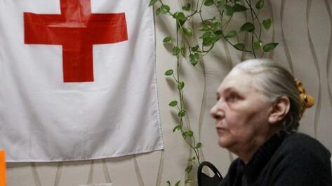Мэрия Воронежа приостановила выселение Красного Креста из здания на Кольцовской