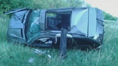 За минувшие сутки на дорогах Воронежской области погибли три человека