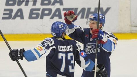 Хоккеисты «Россоши» спасли финал Кубка Регионов
