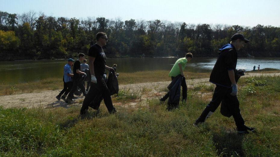 Подгоренцев позвали на уборку пляжа в селе Белогорье 24 сентября