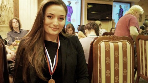 Спортсменка из Воронежа стала чемпионкой России по борьбе на поясах
