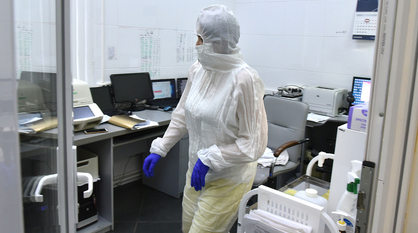 В Воронежской области суточное количество заразившихся COVID-19 выросло до 223 человек