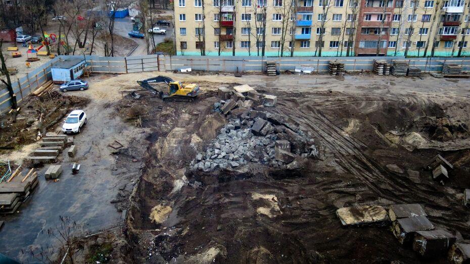 В Воронеже в доме №201 на Ленинском проспекте появятся социальные учреждения