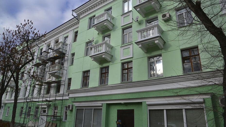 В Воронежской области собираемость взносов на капитальный ремонт превысила 100%