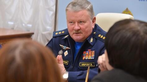 Начальник Воронежской военно-воздушной академии назвал самый перспективный факультет