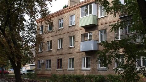 В Семилуках до конца года капитально отремонтируют два дома