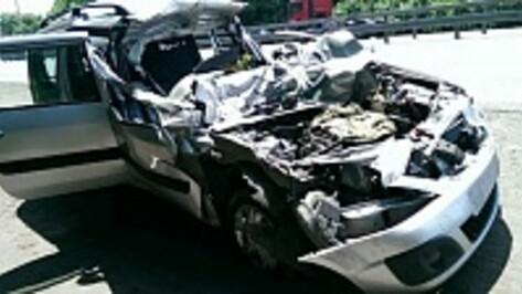 В субботу на дорогах Воронежской области погибло рекордное количество людей