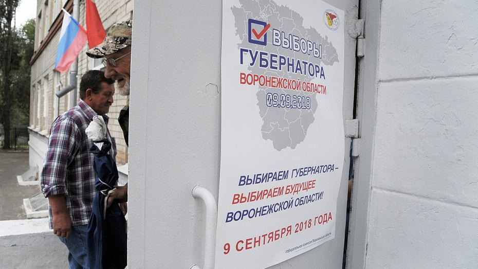 На выборах губернатора Воронежской области победил Александр Гусев