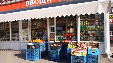 Первыми в Воронежской области после карантина откроются небольшие магазины