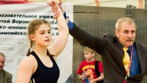 Воронежская спортсменка выиграла международный турнир по вольной борьбе
