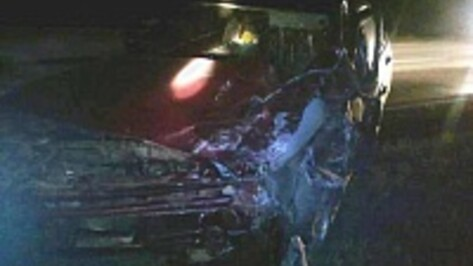 Водитель «семерки» при обгоне трактора разбился насмерть под Кантемировкой
