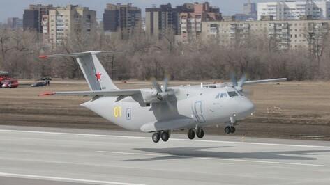 Путин: в 2021 году в войска планируется поставить 2 воронежских Ил-112В