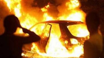 В Лискинском районе за один день сгорели две машины