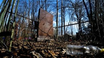 Воронежцы нашли тело женщины на Коминтерновском кладбище