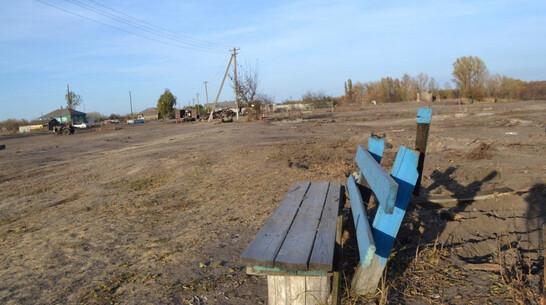Погорельцам из павловской Николаевки представят проекты будущих домов