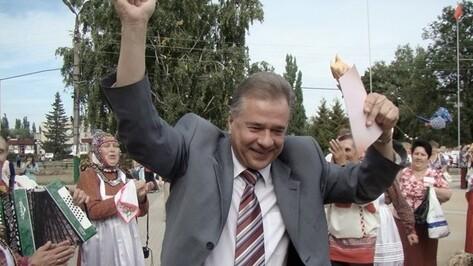 Иван Образцов получил медаль «За труды во благо земли Воронежской»