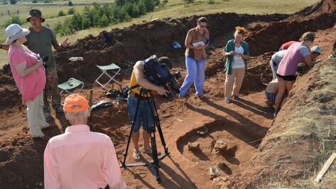В Воронежской области археологи нашли захоронение вождя из бронзового века
