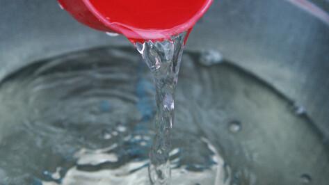 В 19 домах Железнодорожного района Воронежа отключат воду 9 июля