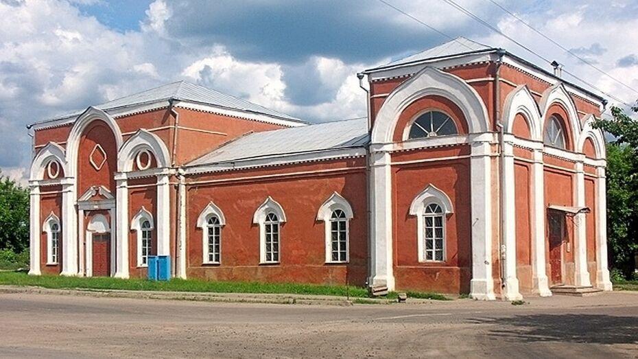 Богучарский краеведческий музей отменил плату за билеты для детей и подростков