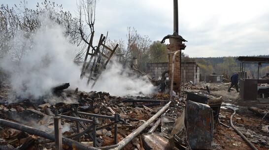 Ущерб от пожара возместят погорельцам из павловской Николаевки