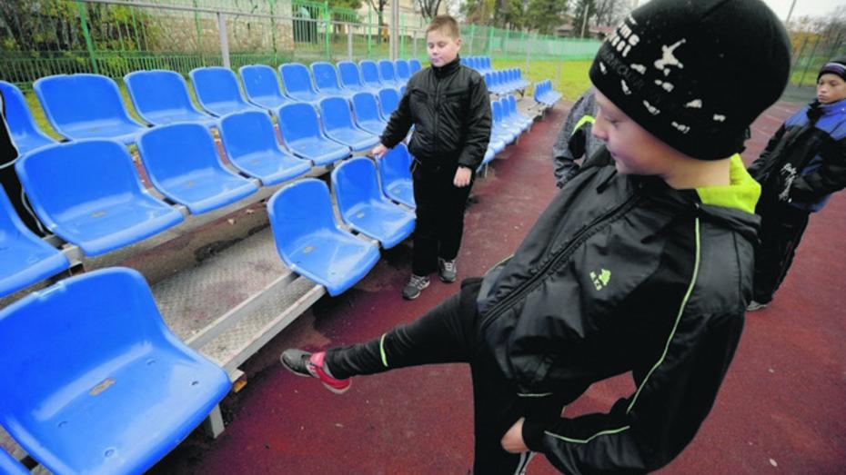 В Воронеже построят новые пришкольные стадионы