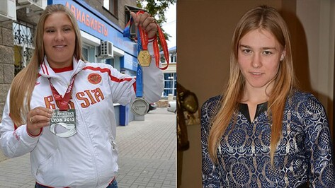 Воронежские легкоатлеты превзошли медалистов Паралимпиады в Рио