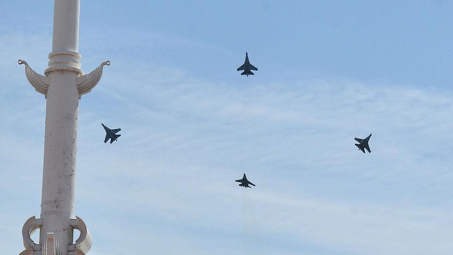 Масштабное авиашоу пройдет в Воронеже в честь 100-летия Военно-воздушной академии