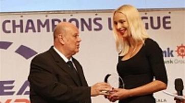 Волейболистка из Воронежа стала самым зрелищным игроком Европы
