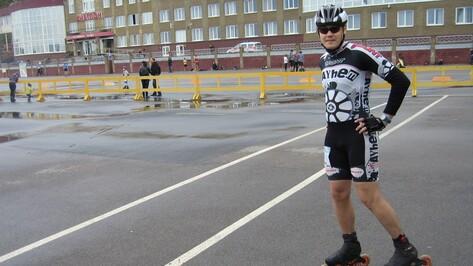 Воронежский роллер стал призером открытого чемпионата Уфы