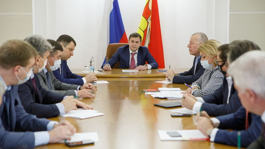 Комитеты воронежской облдумы подготовят планы привлечения инвестиций в регион