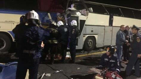 Водителя рейсового автобуса осудили за ДТП с шестью погибшими под Воронежем