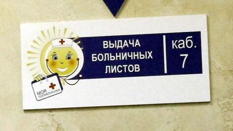 Детским поликлиникам Воронежской области направят 148 млн рублей на покупку медизделий