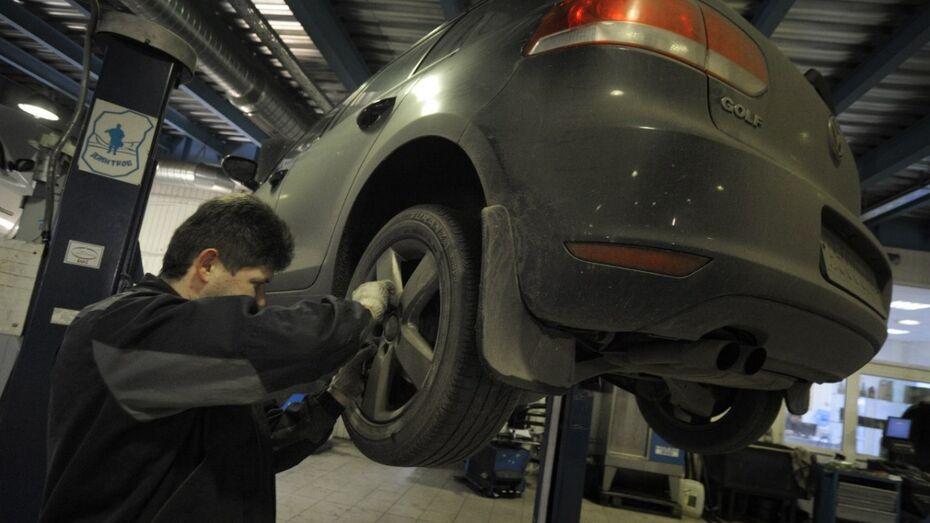 Россошанский автомеханик-мошенник попался в Воронеже