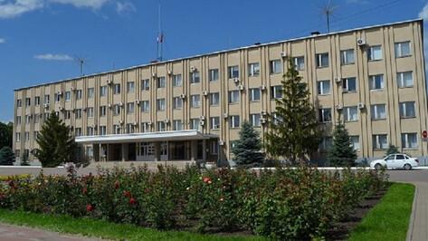 В Россоши на должность главы администрации района одобрили 2 кандидатуры