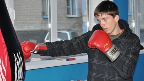 Репьевский боксер вошел в состав сборной области