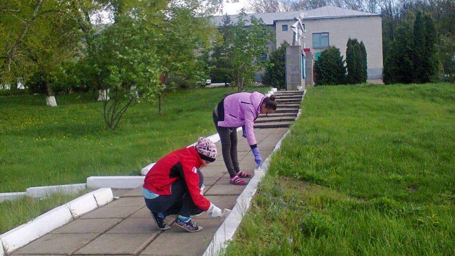 В Таловском районе Центр занятости населения за год трудоустроил 185 школьников