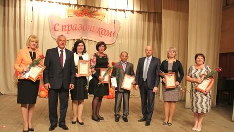 В Аннинском районе назвали финалистов муниципального конкурса лучших педагогов