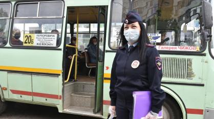Частоту масочных рейдов в Воронеже увеличили