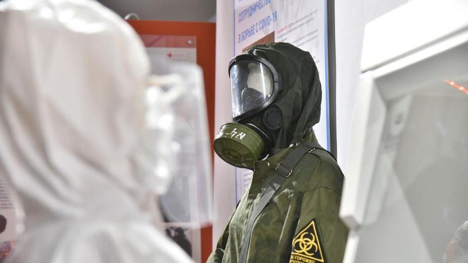 Число жертв коронавируса в Воронежской области превысило 300 человек