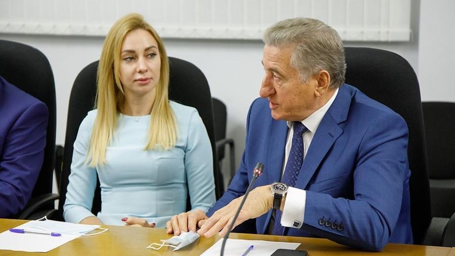 Сергей Лукин снова представит Воронежскую облдуму в Совете Федерации