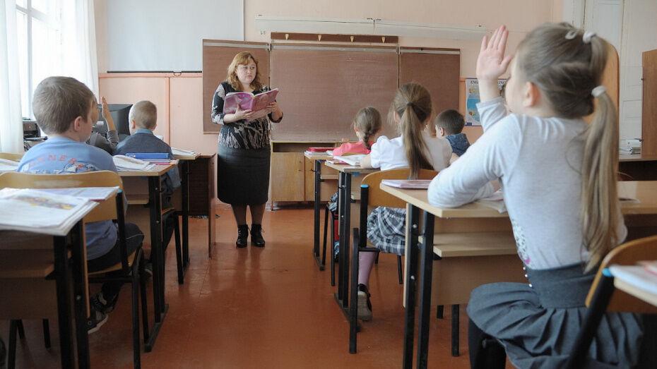 Только 13 воронежских школ не уйдут на дистанционку из-за выборов