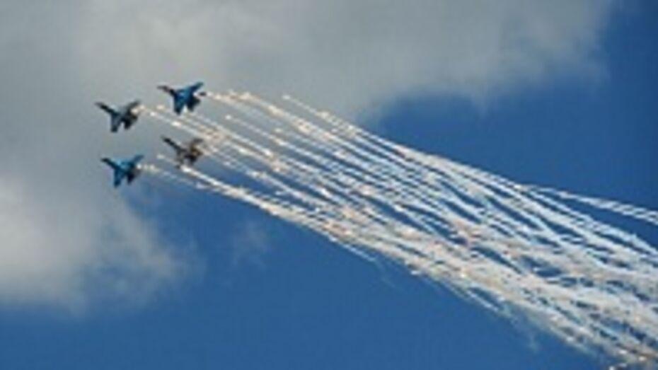 «Соколы России», «Беркуты» и «Стрижи» покажут авиашоу в Воронеже 5 июля