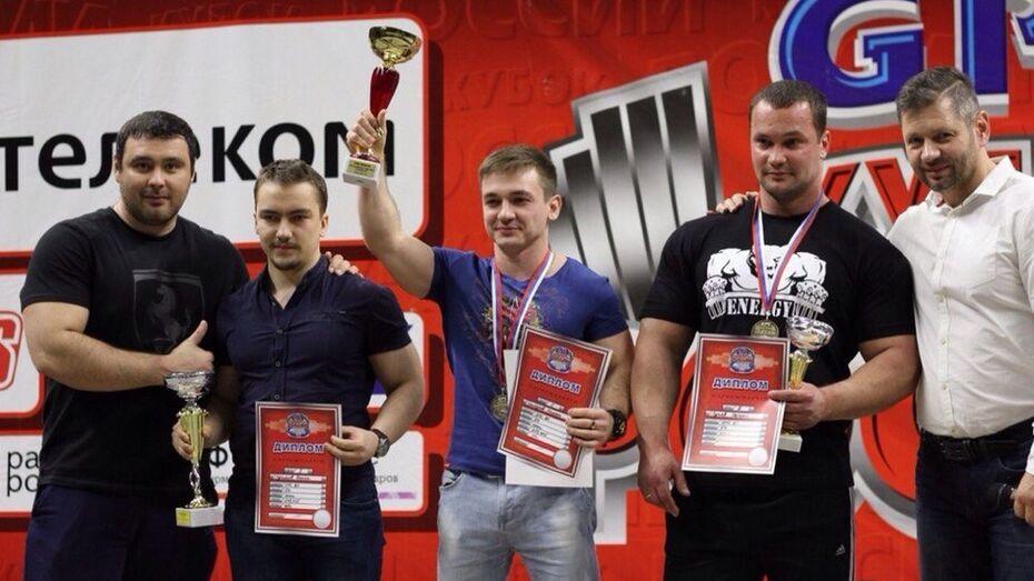 Россошанцы стали призерами чемпионата Европы по пауэрлифтингу