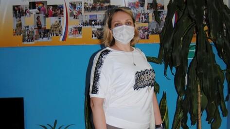 Члены избиркомов рассказали, как защищают от COVID-19 голосующих в Воронежской области