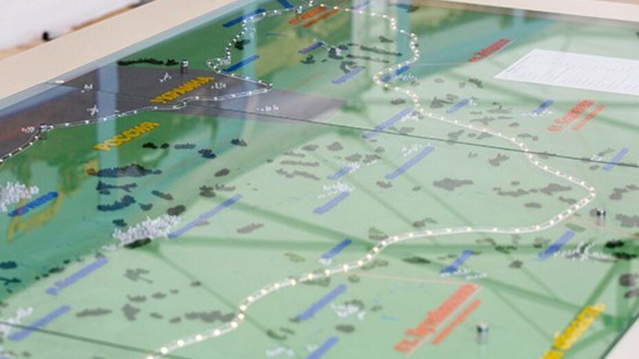 Земляные работы на ветке в обход Украины в Воронежской области завершат 6 августа
